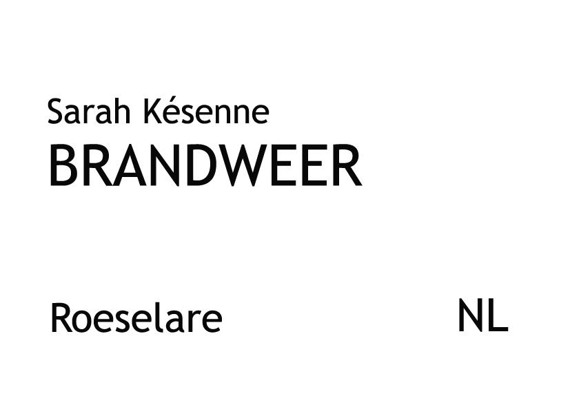 Sarah Kesenne