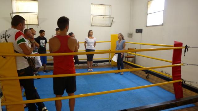 Boxe Santarcangelo