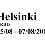 Cover Helsinki DEF
