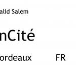 Eyewitness Walid Salem, about inCité