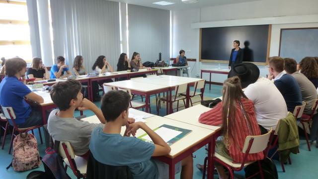 Escola Secundária Maria Lamas